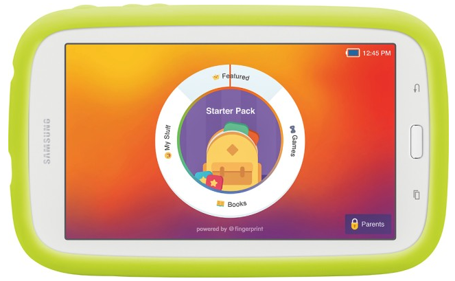Kids Galaxy Tab E Lite  Support 4K video